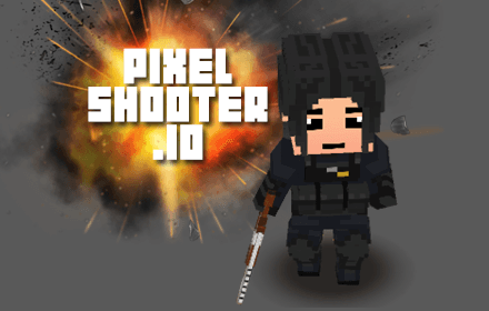 Pixel Shooter Io Online Game Play For Free Starbie